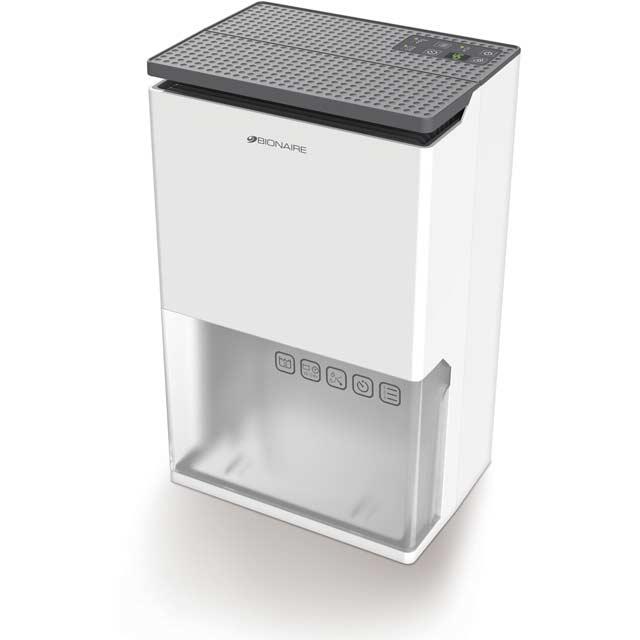 Bionaire BDH002 Dehumidifier in White