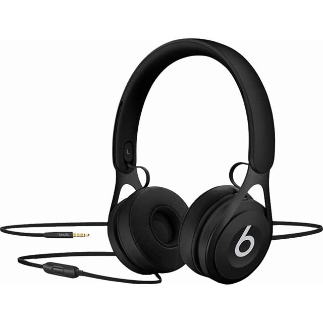 Beats by Dr. Dre Beats EP ML992ZM/A Headphones in Black