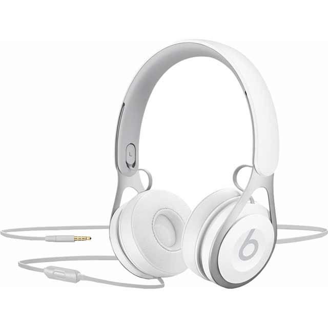 Beats by Dr. Dre Beats EP ML9A2ZM/A Headphones in White