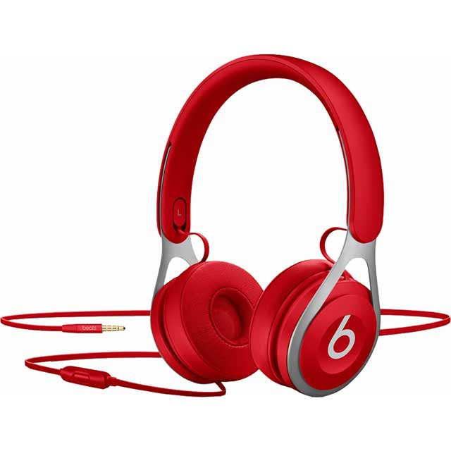 Beats by Dr. Dre Beats EP ML9C2ZM/A Headphones in Red