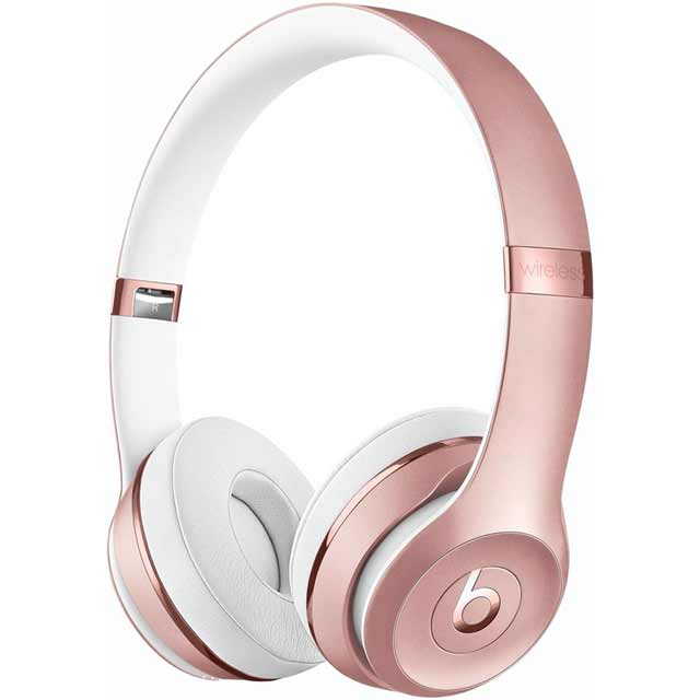 Beats by Dr. Dre Solo 3 Wireless Wireless Headphones - Rose Gold