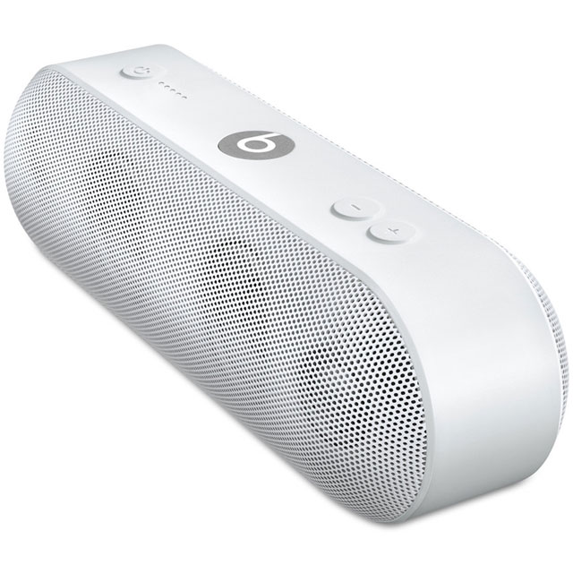 Beats by Dr. Dre Beats Pill+ Portable Bluetooth Wireless Speaker - White