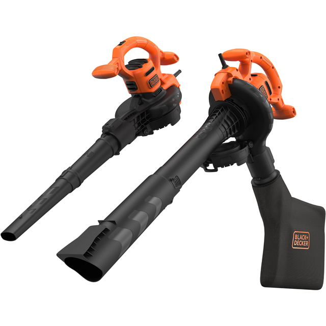 Black & Decker BEBLV260GB Leaf Blower in Black / Orange