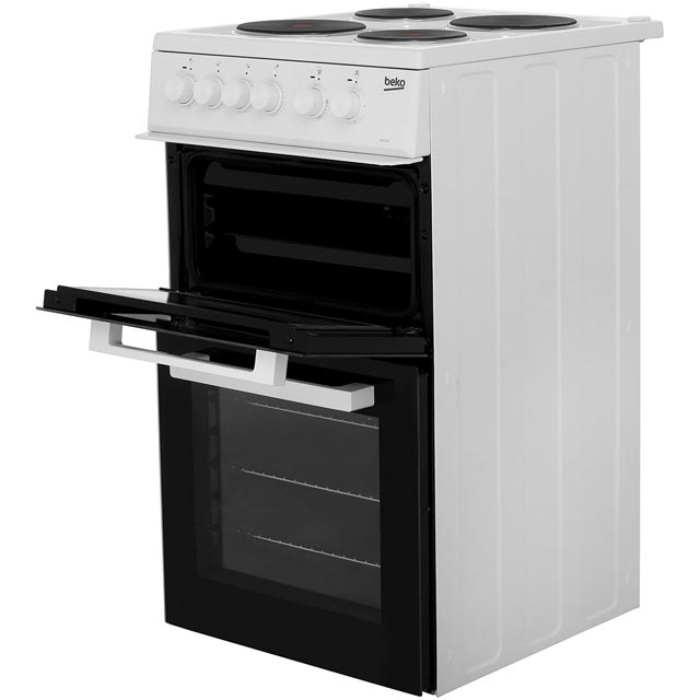 Beko AD531AW Electric Cooker - White - AD531AW_WH - 2