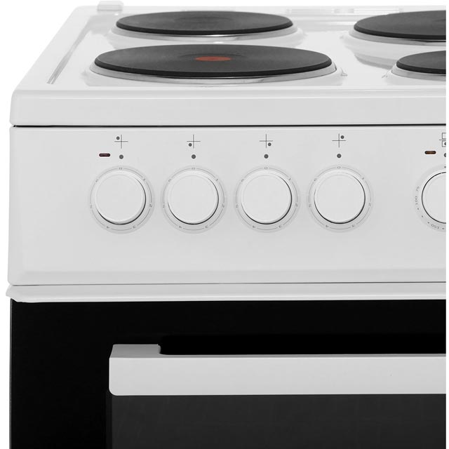 Beko AD531AW Electric Cooker - White - AD531AW_WH - 4
