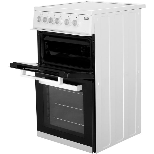Beko ADC5422AW Electric Cooker - White - ADC5422AW_WH - 2