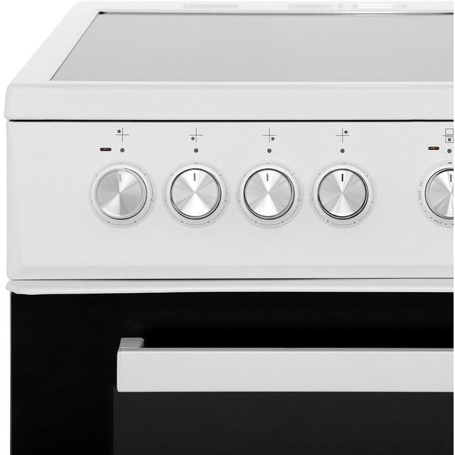 Beko ADC5422AW Electric Cooker - White - ADC5422AW_WH - 4