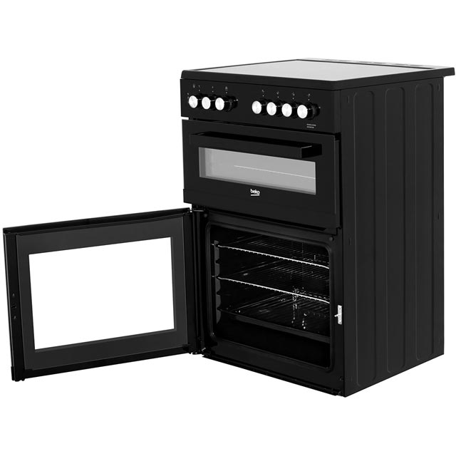 Beko ADC6M13K Electric Cooker - Black - ADC6M13K_BK - 3