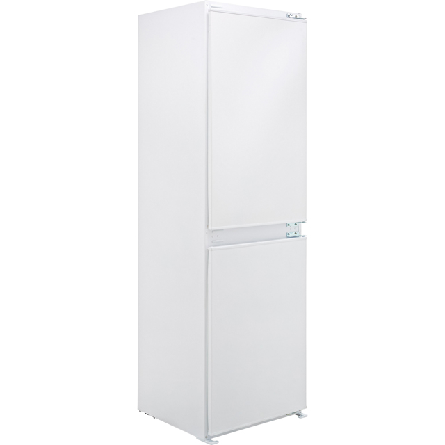 Beko BCFD150 Integrated 50/50 Frost Free Fridge Freezer with Sliding Door Fixing Kit - White - A+ Rated - BCFD150_WH - 1