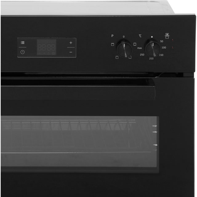 Beko BDF22300B Built In Double Oven - Black - BDF22300B_BK - 5