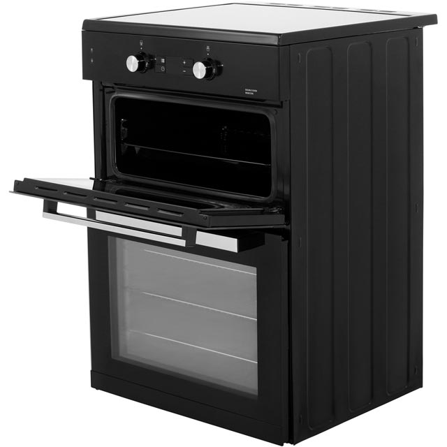 Beko BDI6C55K Electric Cooker - Black - BDI6C55K_BK - 5