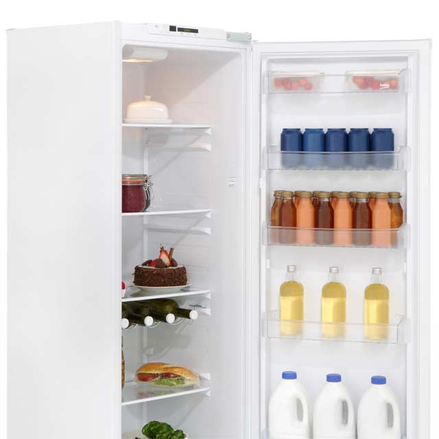 Beko BL77 Built In Fridge - White - BL77_WH - 3