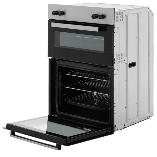 Beko BRDF21000X Built In Electric Double Oven - Stainless Steel - BRDF21000X_SS - 5