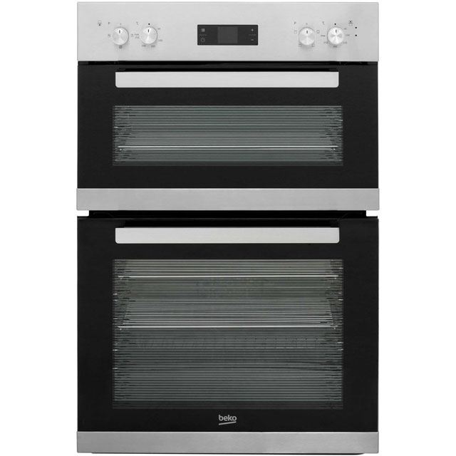 Beko BRDF22300X Integrated Double Oven in Stainless Steel
