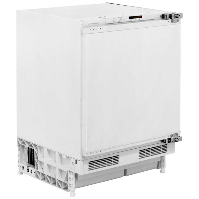 Beko BZ31 Integrated Under Counter Freezer with Fixed Door Fixing Kit - A+ Rated - BZ31_WH - 1