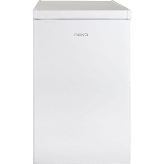 Beko CF374W 104 Litre Chest Freezer - White