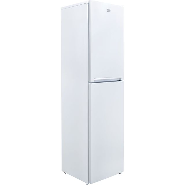 Beko CFG1501W 40/60 Frost Free Fridge Freezer - White - A+ Rated - CFG1501W_WH - 1