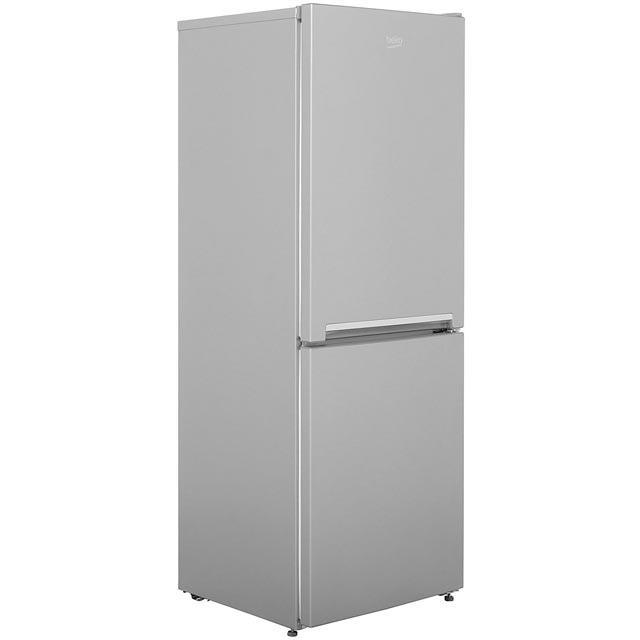 Beko CFG1552S 50/50 Frost Free Fridge Freezer - Silver - A+ Rated