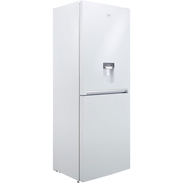 Beko CFG1790DW Fridge Freezer - White - CFG1790DW_WH - 1