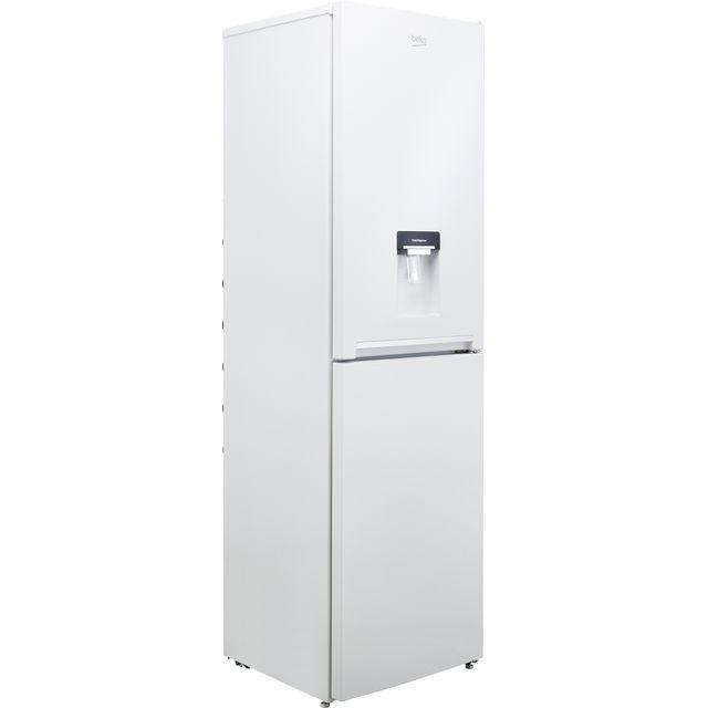 Beko CFG3582DW 50/50 Frost Free Fridge Freezer - White - F Rated
