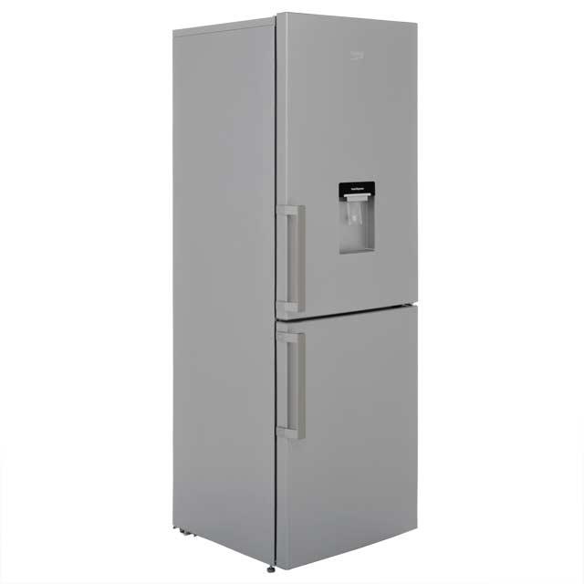 BEKO CFP1675DS Fridge Freezer - Silver