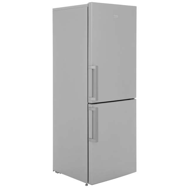 Beko CFP1675S 60/40 Frost Free Fridge Freezer - Silver - A+ Rated - CFP1675S_SI - 1