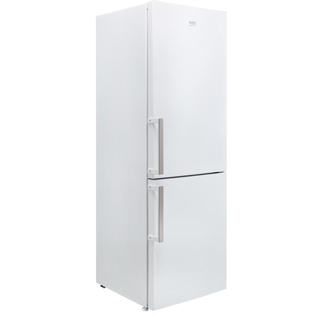 Beko CFP1685W 60/40 Frost Free Fridge Freezer - White - A+ Rated - CFP1685W_WH - 1