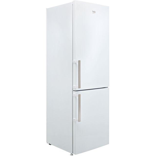 Beko CFP1685W 60/40 Frost Free Fridge Freezer - White - F Rated