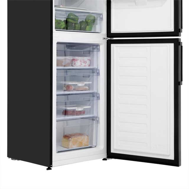 Beko CFP1691DB 50/50 Frost Free Fridge Freezer - Black - CFP1691DB_BK - 5