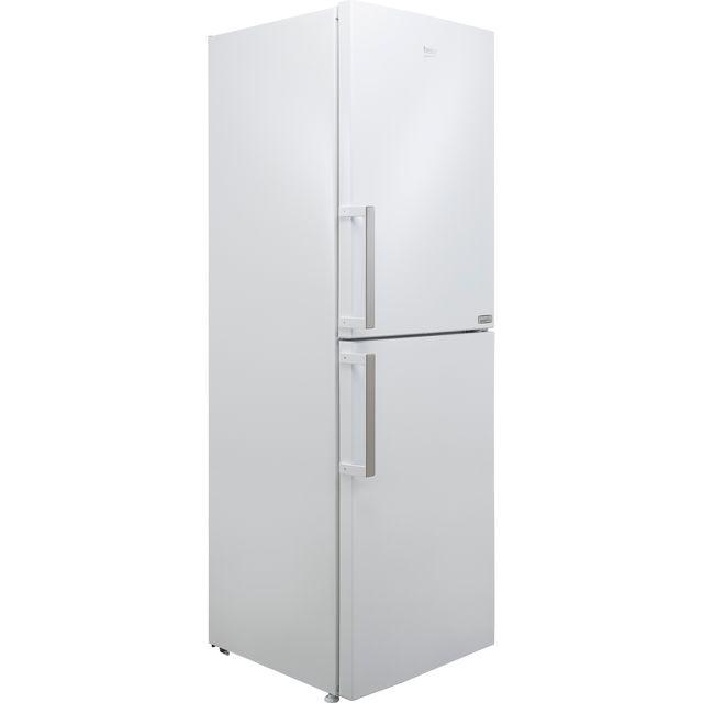 Beko HarvestFresh CFP3691VW 50/50 Frost Free Fridge Freezer - White - F Rated