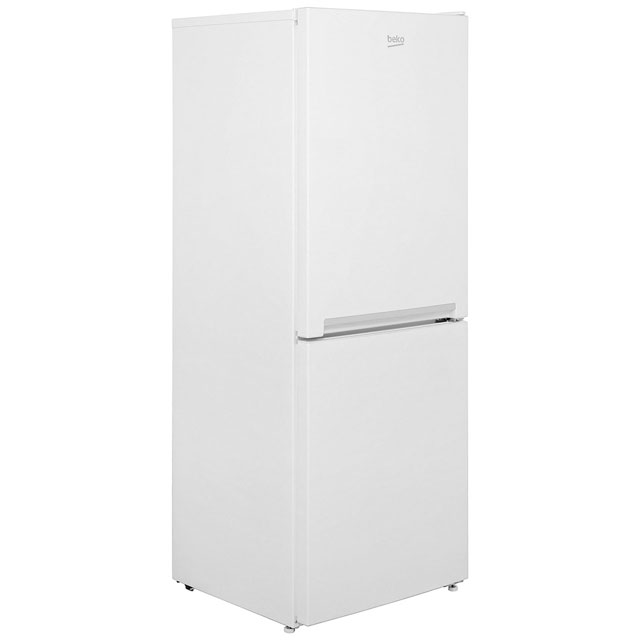 Beko CRFG1552W 50/50 Frost Free Fridge Freezer - White - A+ Rated Best Price, Cheapest Prices