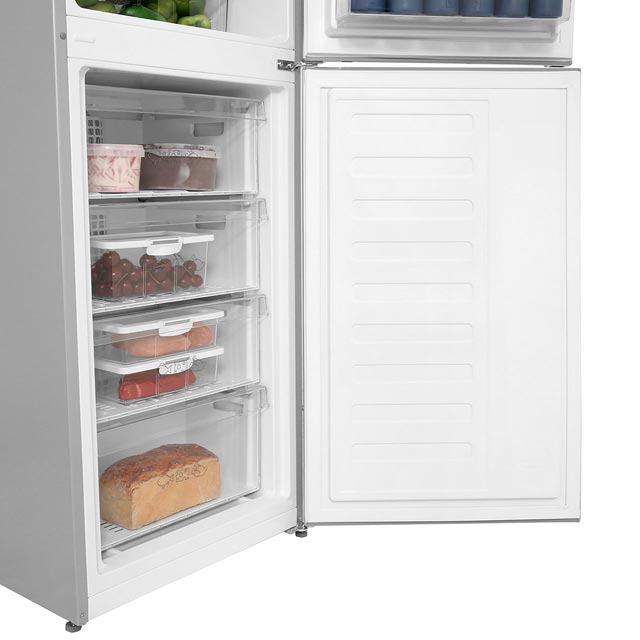 Beko CRFG1582DS 50/50 Frost Free Fridge Freezer - Silver - CRFG1582DS_SI - 5