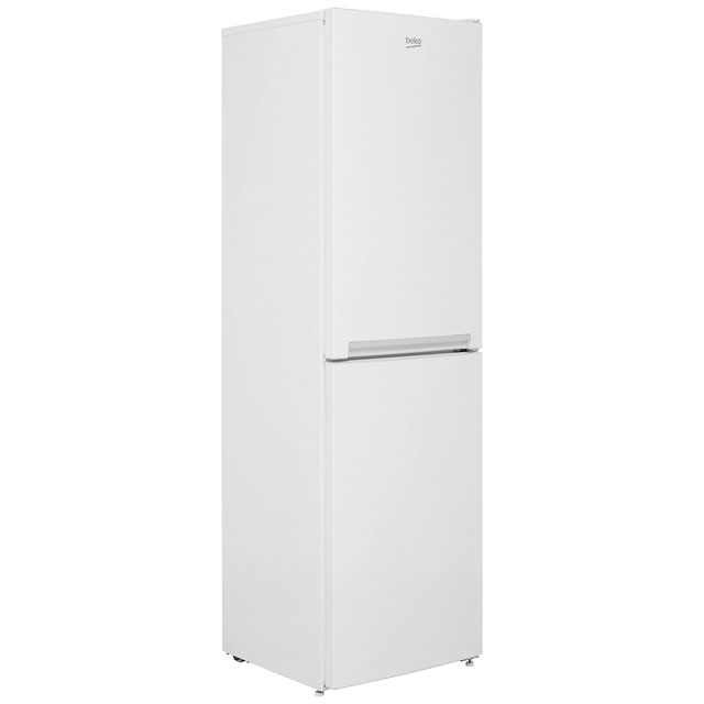 Beko CRFG1582W 50/50 Frost Free Fridge Freezer - White - A+ Rated