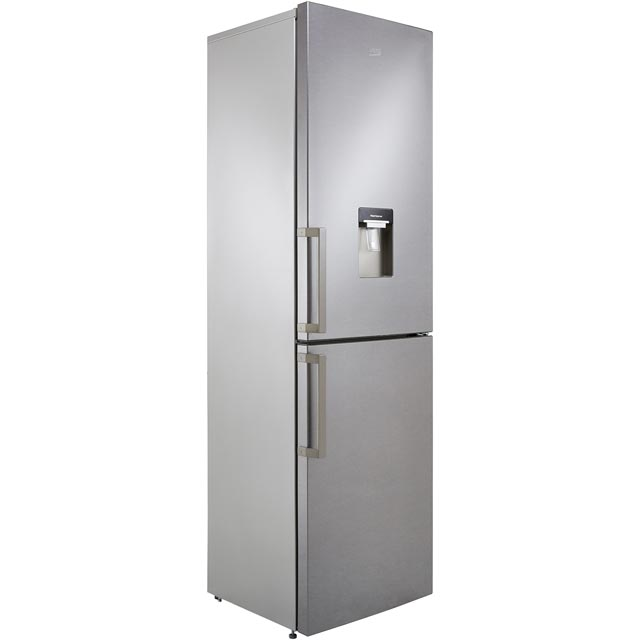 Beko CRFP1601DPS Fridge Freezer - Silver - CRFP1601DPS_SI - 1