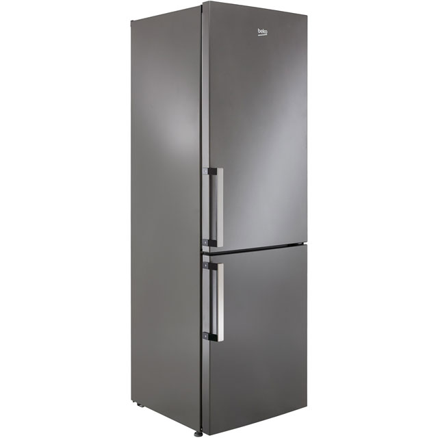 Beko CRFP1685G 60/40 Frost Free Fridge Freezer - Graphite - A+ Rated - CRFP1685G_GH - 1