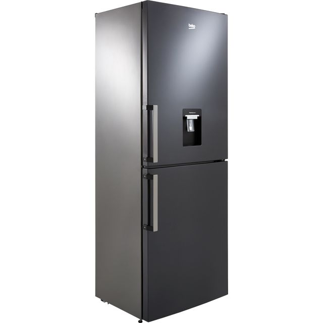 Beko CRFP1790DA 50/50 Frost Free Fridge Freezer - Anthracite - A+ Rated - CRFP1790DA_AN - 1