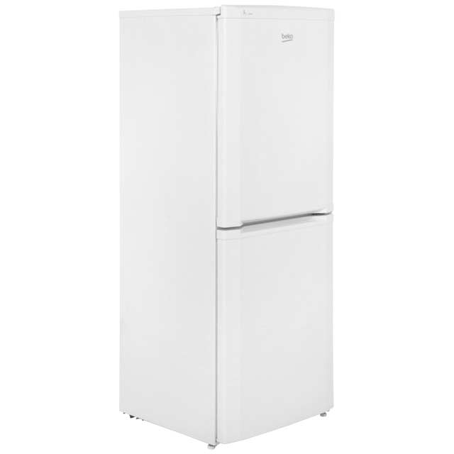 Beko fridge freezer white