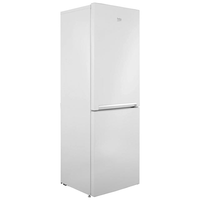 Beko CSG1675W 60/40 Fridge Freezer - White - A+ Rated