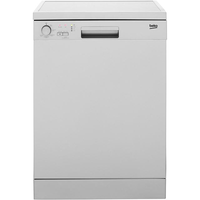 Beko Standard Dishwasher - Silver - A+ Rated