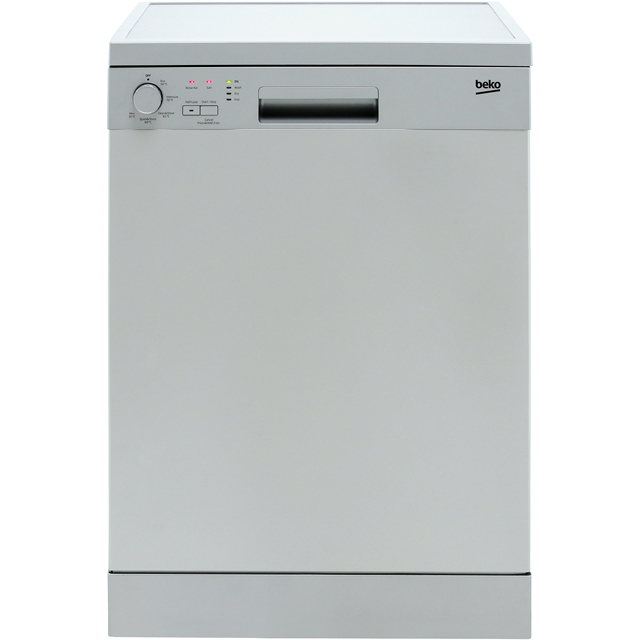 Beko DFN05R11S Standard Dishwasher - Silver - A+ Rated - DFN05R11S_SI - 1