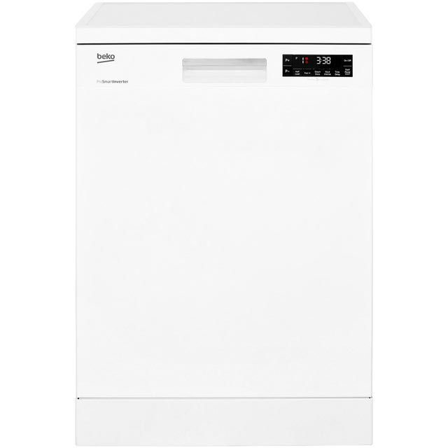 Beko DFN28R21W Standard Dishwasher
