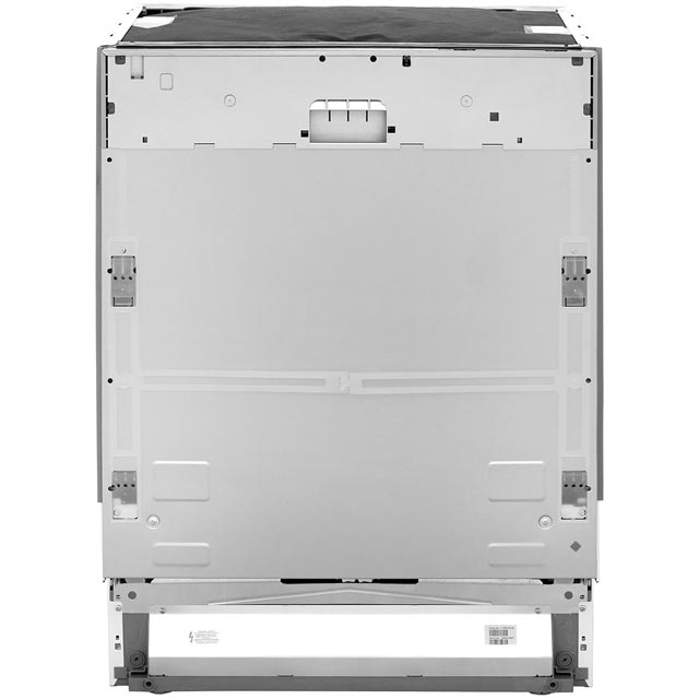 Beko DIN28R22 Fully Integrated Standard Dishwasher - Silver - DIN28R22_SI - 2