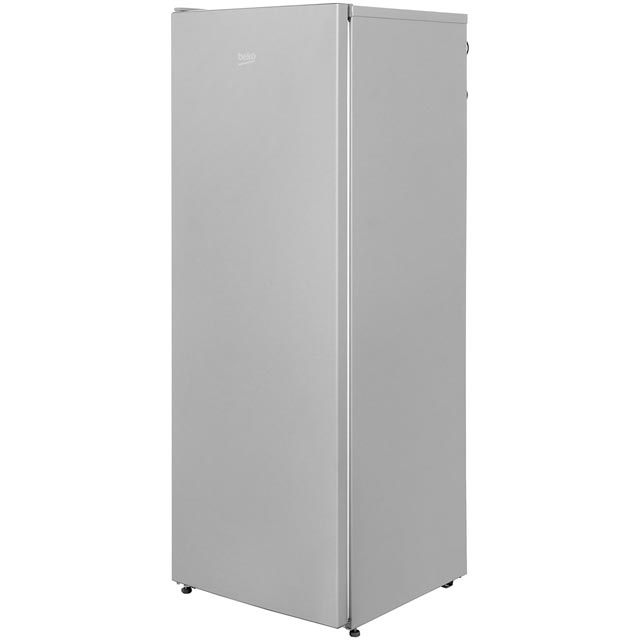 Beko FFG1545S Frost Free Upright Freezer - Silver - A+ Rated - FFG1545S_SI - 1