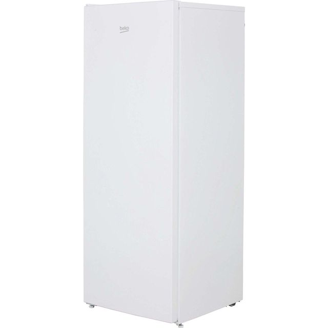 Beko FFG1545W Frost Free Upright Freezer - White - A+ Rated - FFG1545W_WH - 1