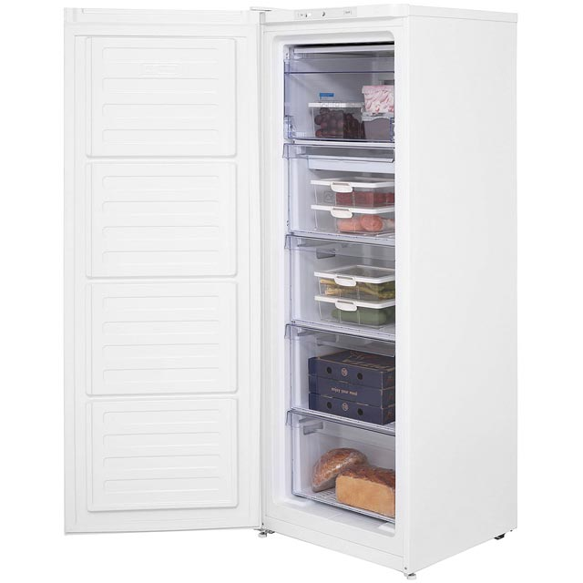Beko FSG1545W Upright Freezer - White - FSG1545W_WH - 3