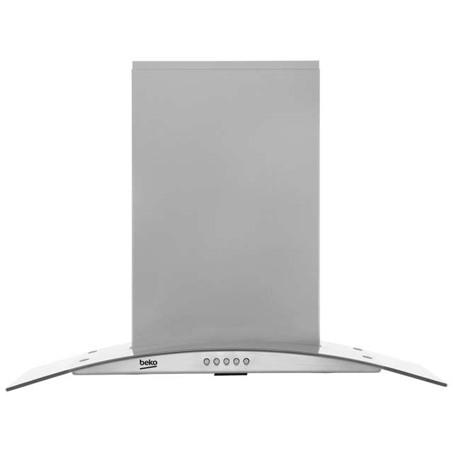 Product image for Beko HBG70X 70 cm Chimney Cooker Hood - Stainless Steel