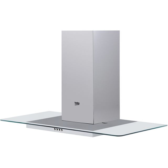Beko HCF91620X Built In Chimney Cooker Hood - Stainless Steel - HCF91620X_SS - 1