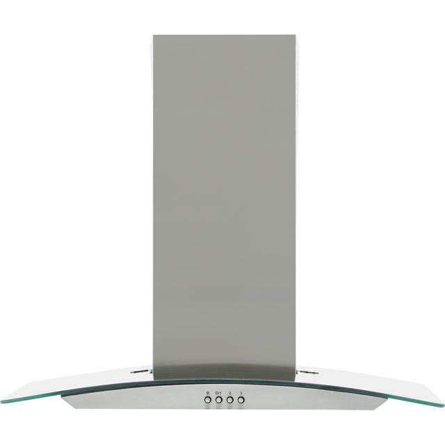 Beko HCG71320X 70 cm Chimney Cooker Hood - Stainless Steel - E Rated - HCG71320X_SS - 1