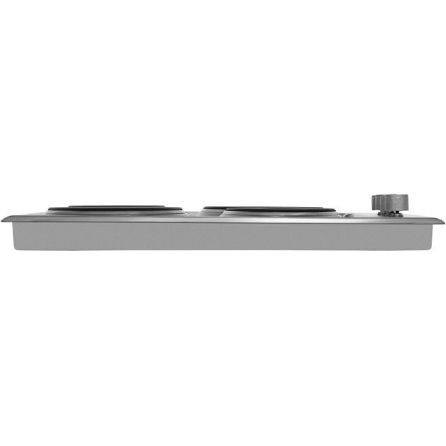 Beko HIZE64101X Built In Solid Plate Hob - Stainless Steel - HIZE64101X_SS - 4