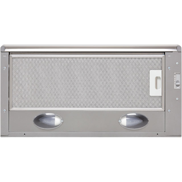 Beko HNT61210X Built In Integrated Cooker Hood - Stainless Steel - HNT61210X_SS - 1